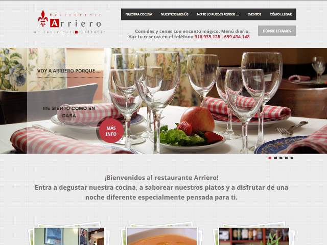 Restaurante Arriero